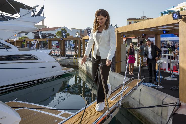 Limassol Boat Show opens its gates