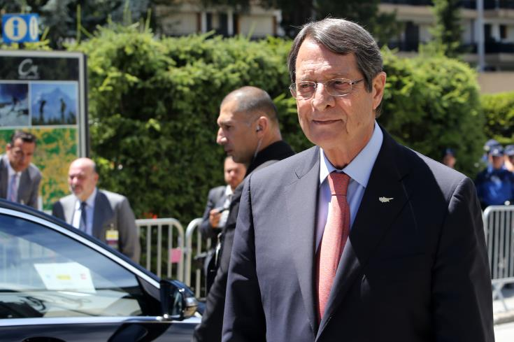 President Anastasiades pays two-day official visit to Serbia