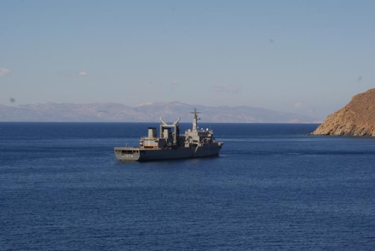 General support ship 'Prometheus' to sail into Limassol Port on Thursday
