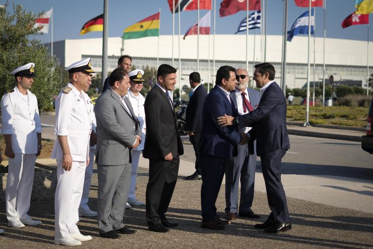 """Cyprus Shipping Chamber takes part in """"Posidonia"""" shipping expo"""