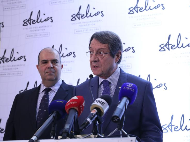 President Anastasiades pledges commitment for bicommunal initiatives