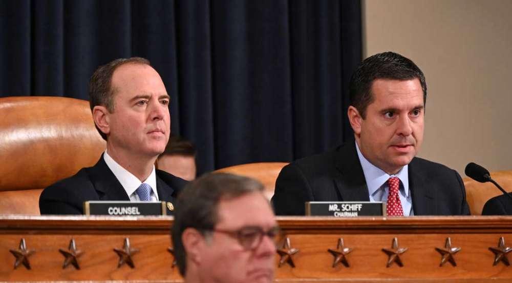 Trump impeachment hearings focus on Ukraine pressure campaign