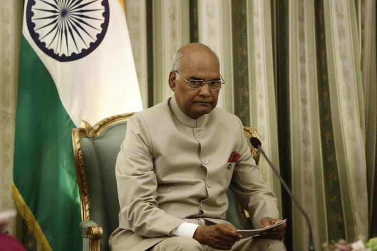 "India's president to pay 'milestone"" visit"