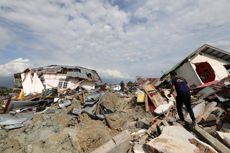 Death toll soars to 1.649 after Indonesia tsunami