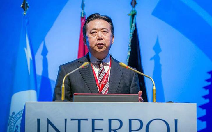 Ex-Interpol chief under probe for bribery