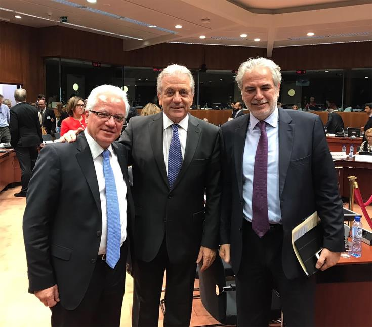 Nicolaou: EU must cooperate with third countries to combat immigrants' trafficking