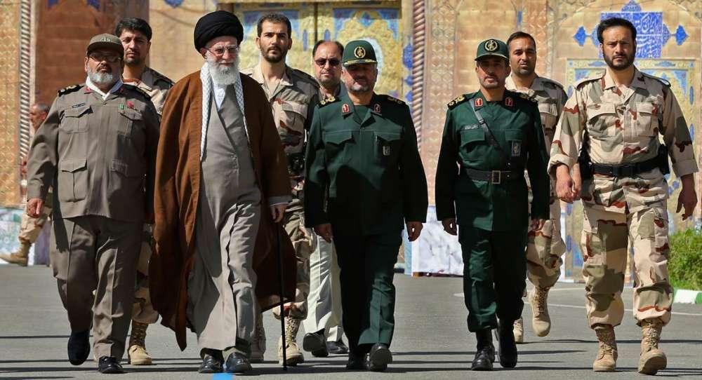 Iran's Guards shoot down U.S.