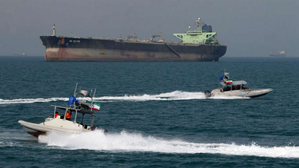 UPDATE - Iran seizes ship with Filipino crew for alleged fuel smuggling in Gulf