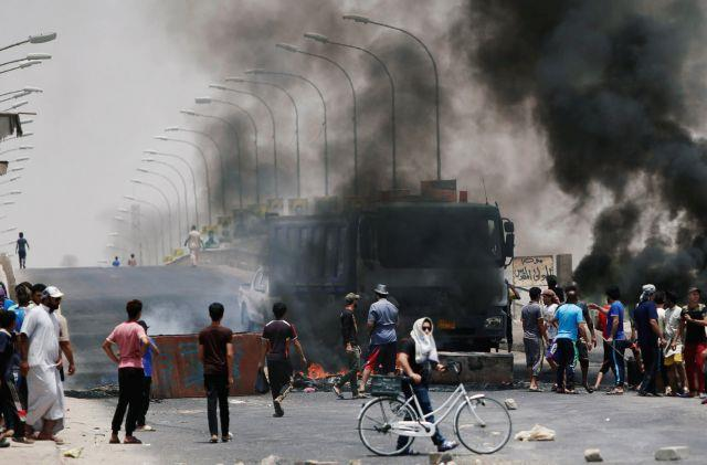 Citizens lost their lives while protesting against dire economic conditions in Iraq