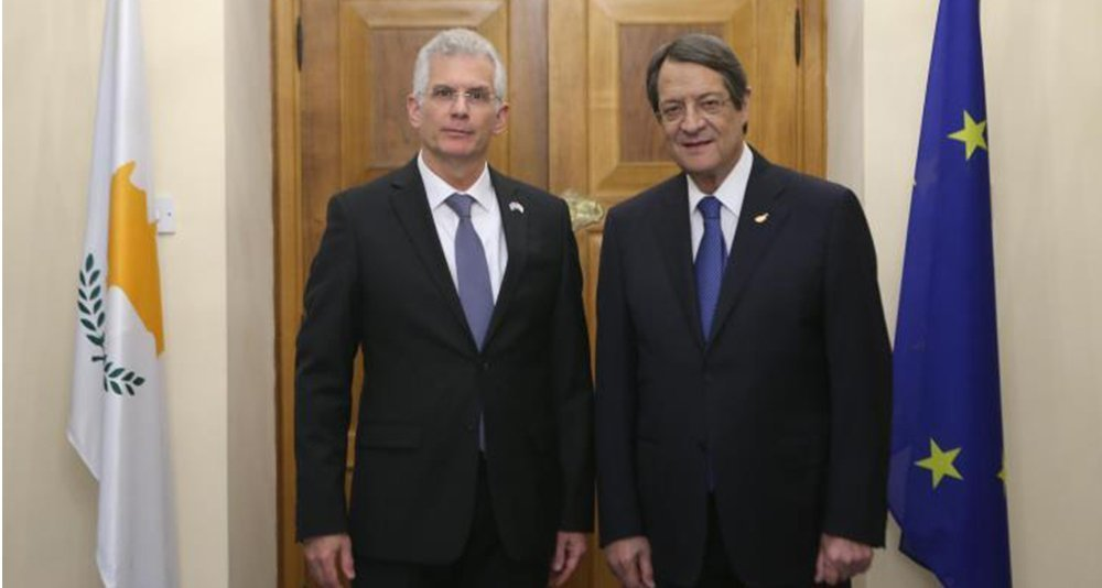 Solidifying the partnership between Israel and Cyprus is our highest priority