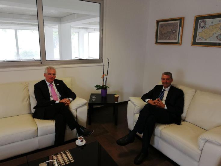 Cyprus and Israel can further deepen their bilateral relations