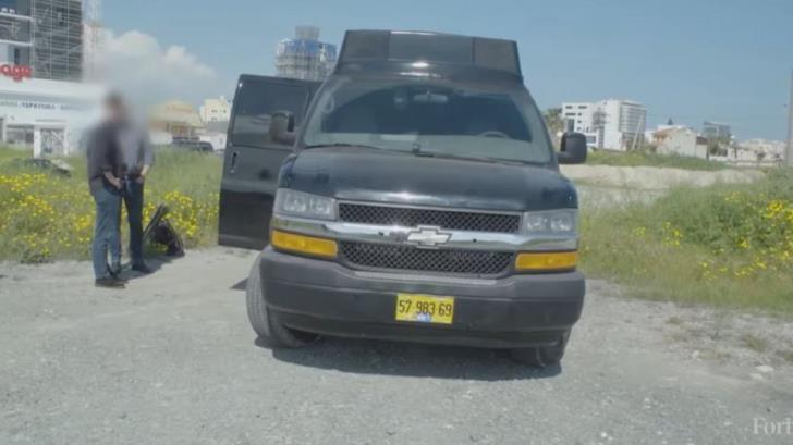 'Spy van': International arrest warrants issued for 3 Israeli men