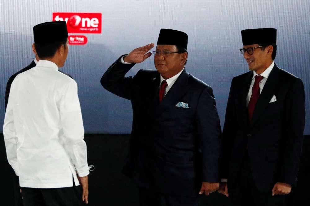 As Indonesia's Widodo seeks a second term