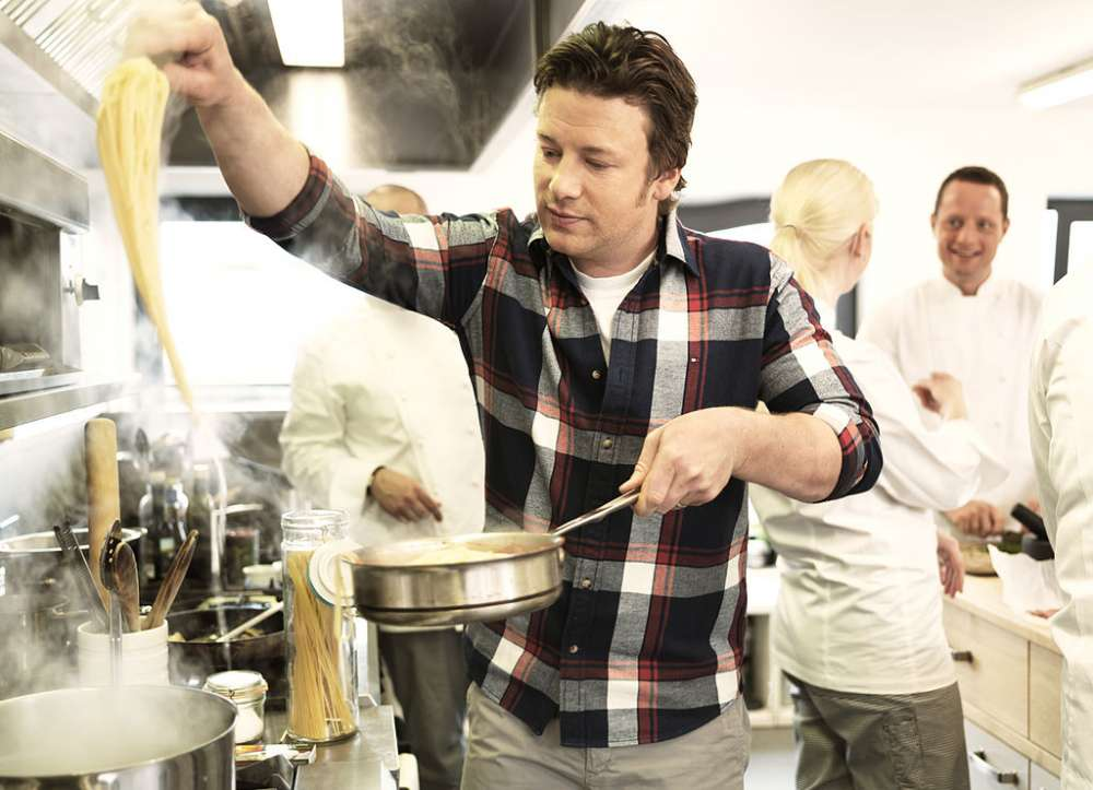 Jamie Oliver's UK restaurants fall victim to high street woes