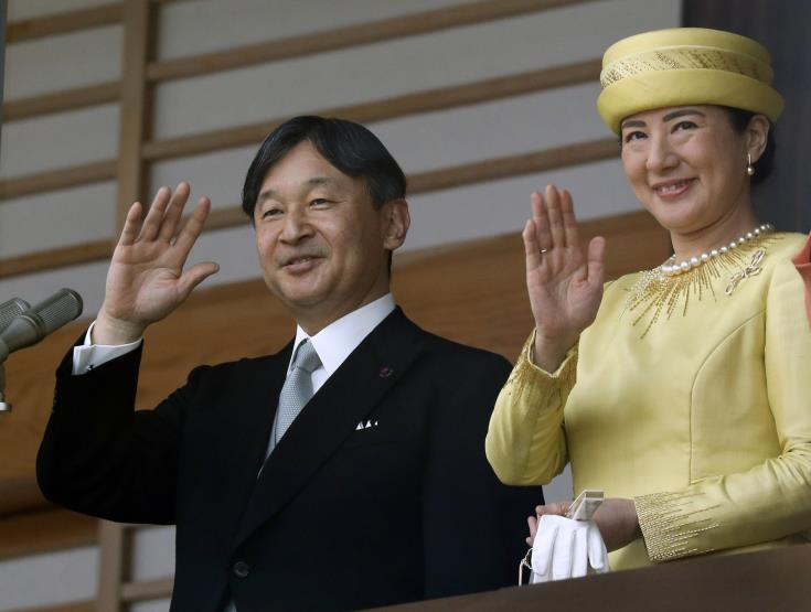 First Lady to represent Cyprus president at enthronement ceremony of Japan's Emperor Naruhito