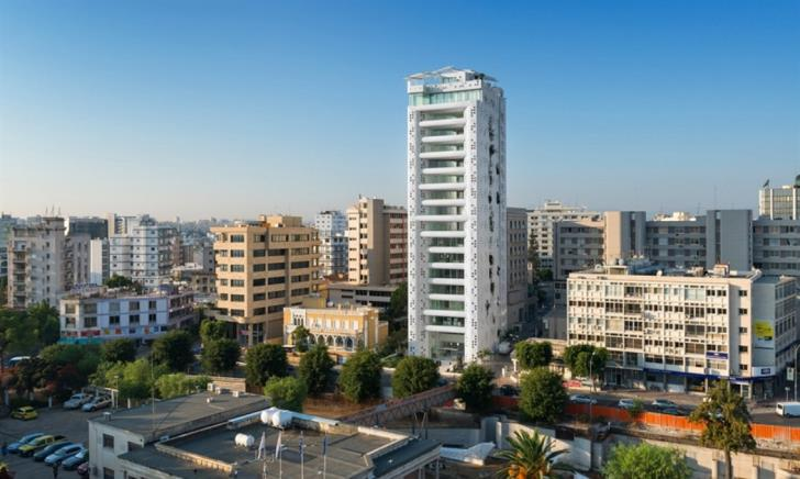 Flat in Jean Nouvel Tower near Nicosia Old Town for sale at €2.2 million (photos)