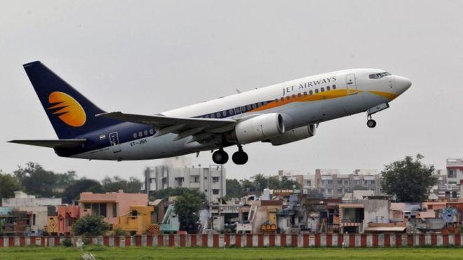 Jet Airways: passengers injured after pilot blunder
