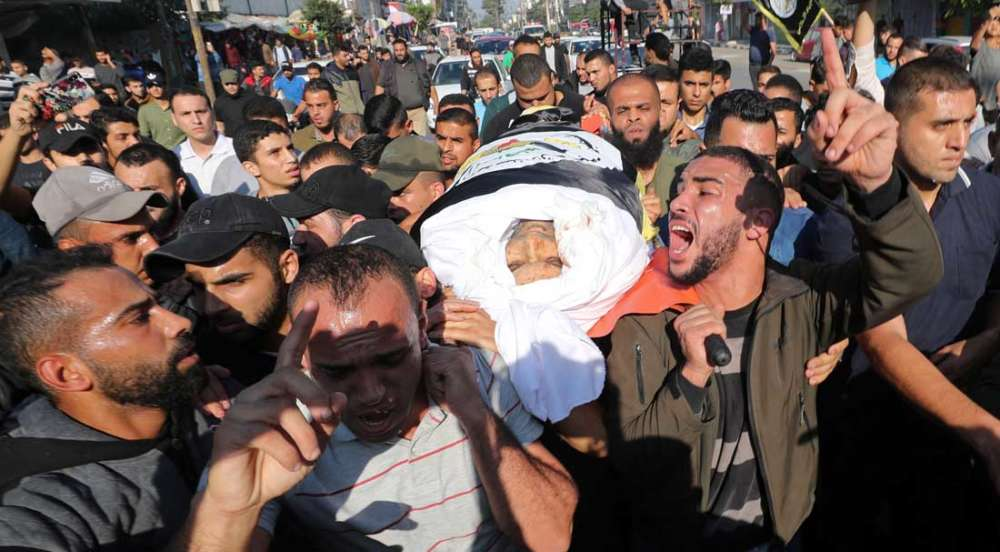 Israel kills Islamic Jihad commander in Gaza