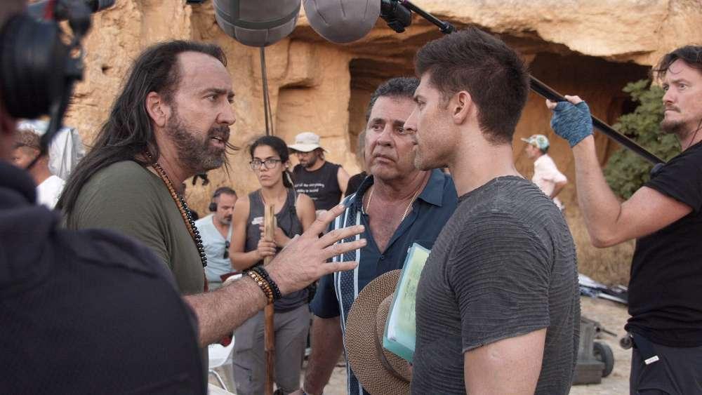 First screening of Jiu Jitsu film shot in Cyprus