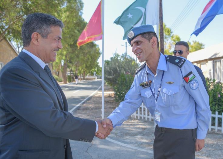 Jordan joins the ranks of police contributing countries to UNFICYP