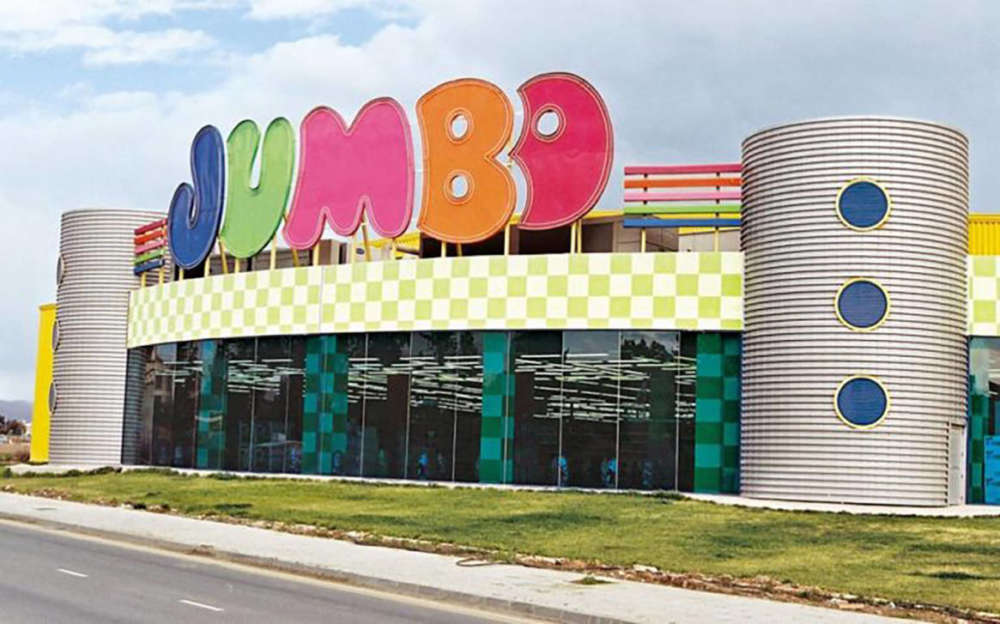 New strategic investment in Cyprus by Greece's Jumbo group