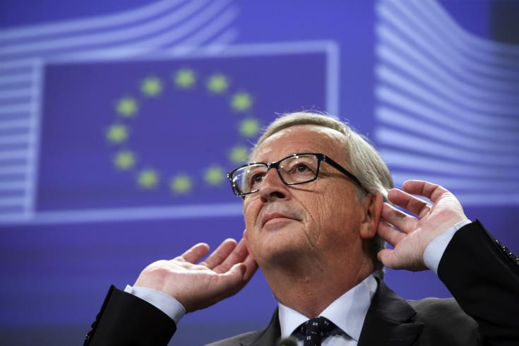 EC President Juncker regrets not concluding a deal on the Cyprus issue