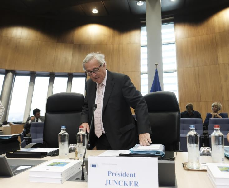Juncker says EU will propose changes to Italian budget if needed