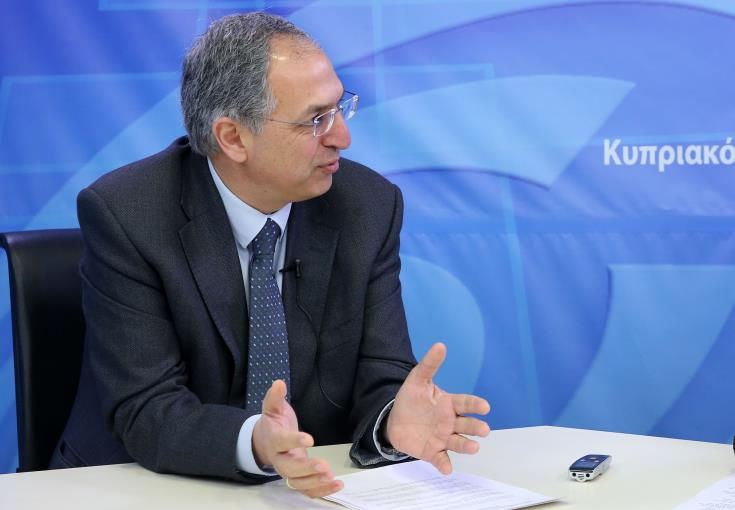 Kadis calls for recognition of country specificities in EU carbon neutral economy strategy