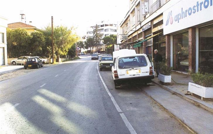 Kallipoleos Avenue in Nicosia partly closed for 12 weeks