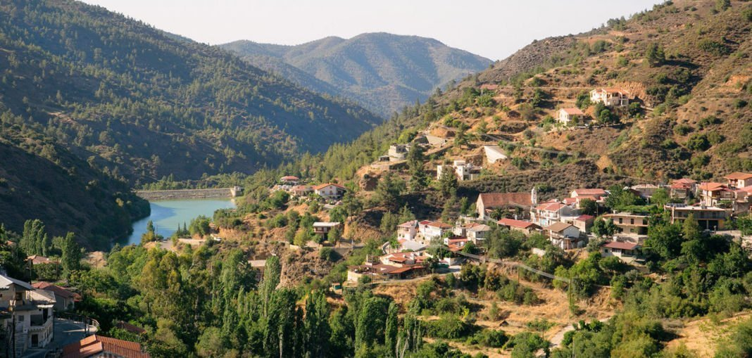 Kalopanagiotis Village