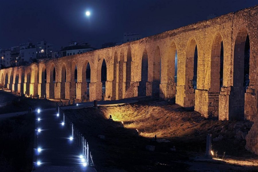 Kamares: The Old Aqueduct of Larnaka
