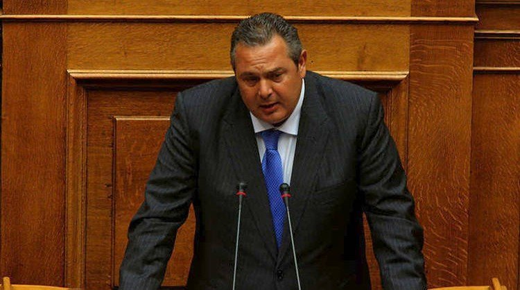 Greek defence minister resigns over Macedonia name deal