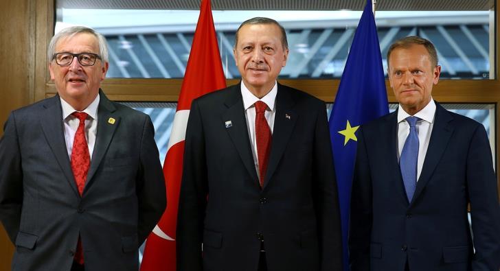 EU - Turkey: No substantial progress has been achieved
