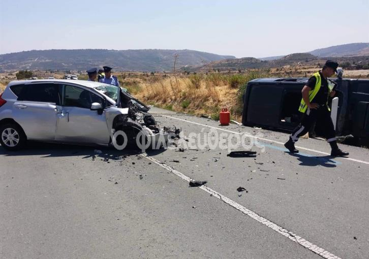 74 year old woman killed in head-on collision