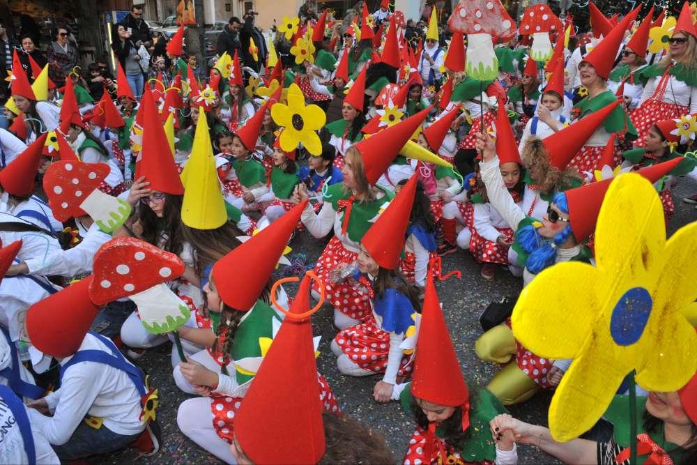 Limassol Carnival Parade 2019