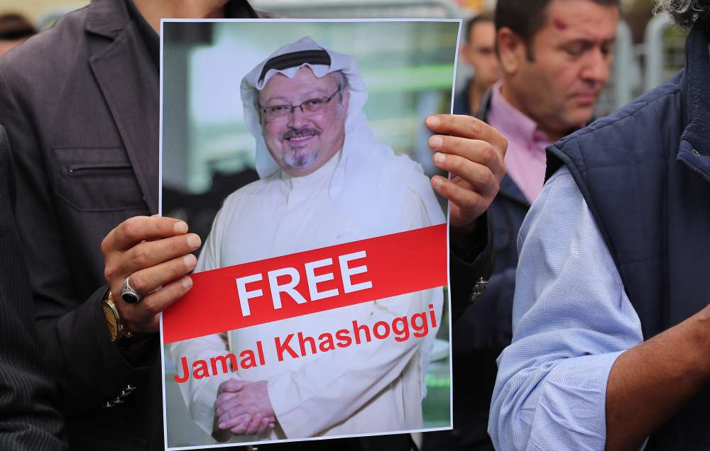 Turkey tells Saudis to prove missing journalist left consulate