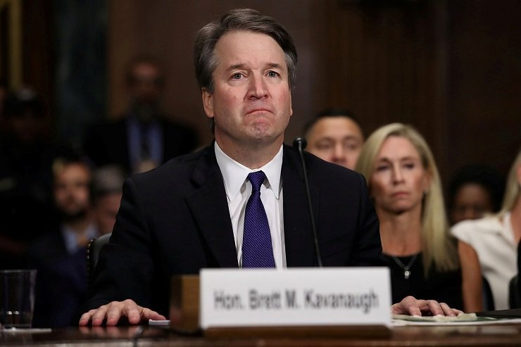 Backing from senators puts Kavanaugh on track for U.S. Supreme Court