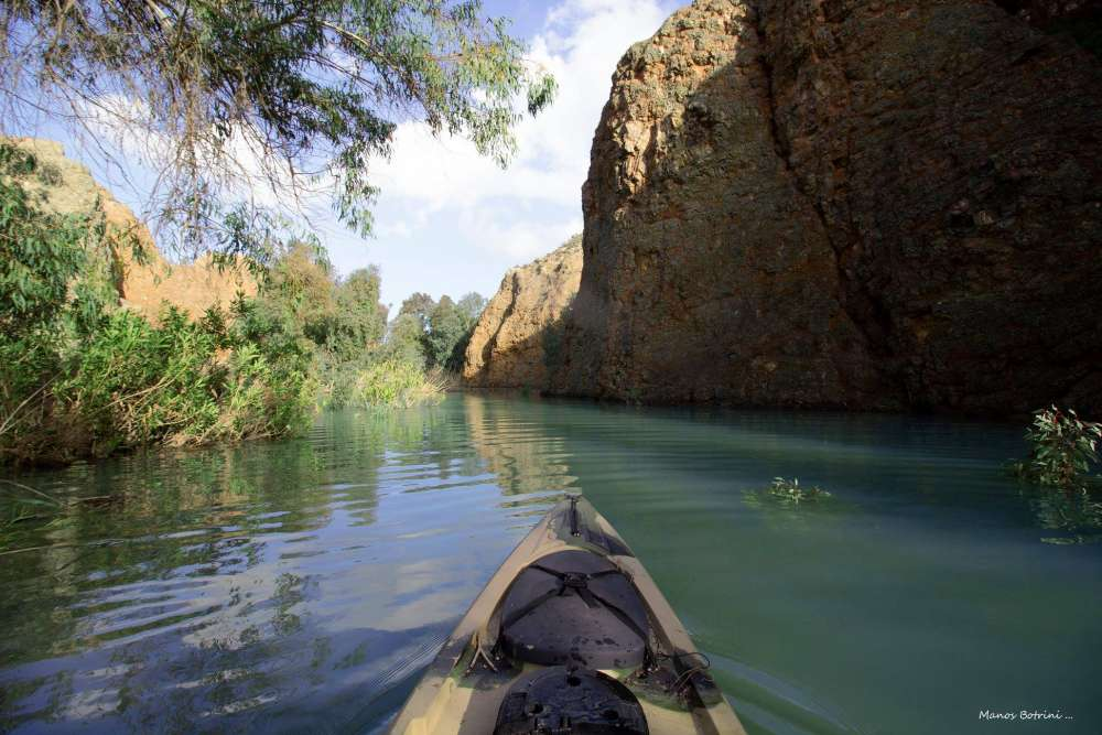 Can you kayak in Nicosia? (pictures)