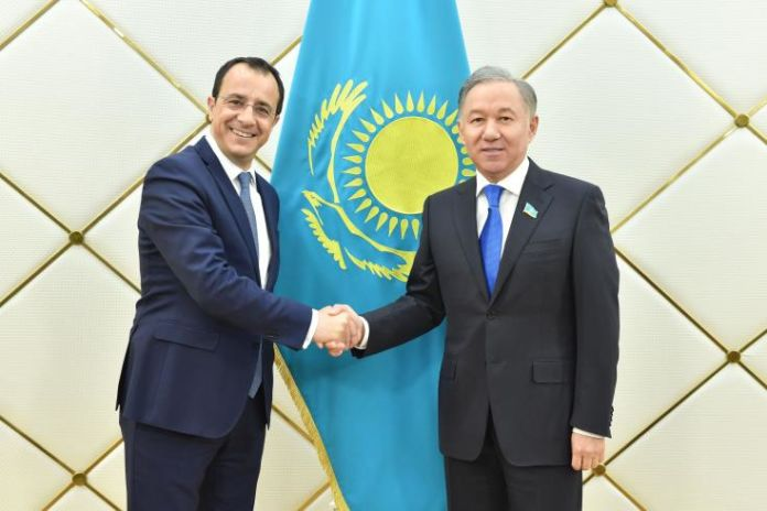 Cyprus and Kazakhstan sign Double Taxation Convention