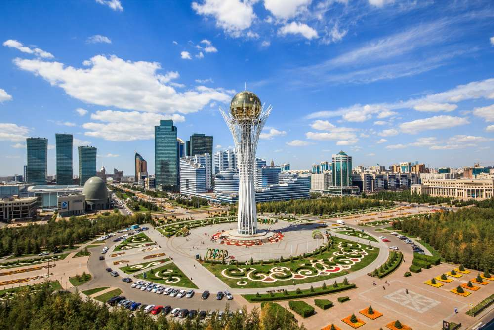 Cyprus aims to become the bridge between Kazakhstan and Europe