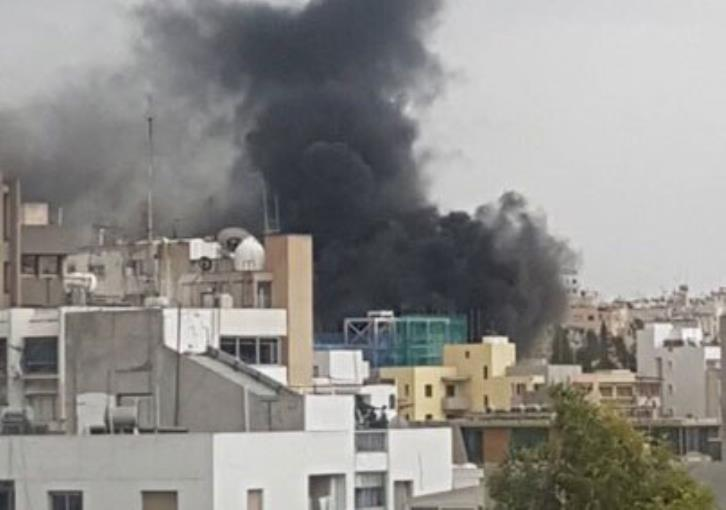 UPDATE: Nicosia Kennedy avenue apartment fire under control