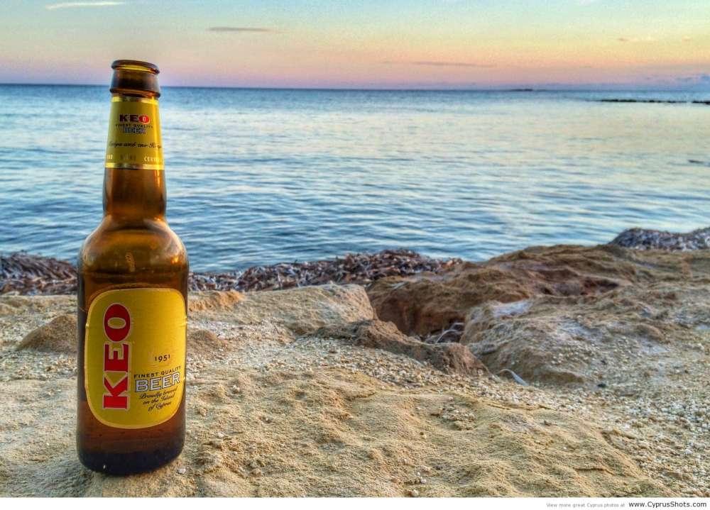 Cyprus: Home of KEO Beer