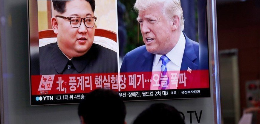 N.Korea says still open to talks after Trump-Kim summit cancelled