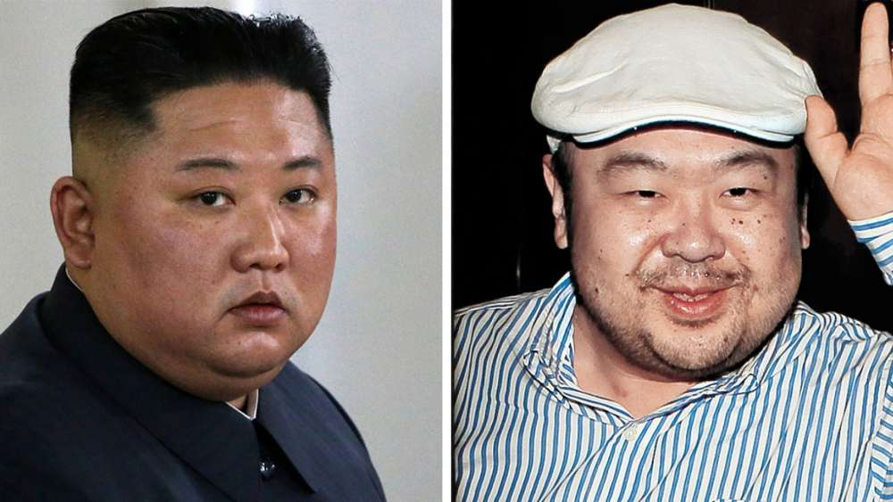 North Korean leader's slain half-brother was a CIA informant -Wall Street Journal