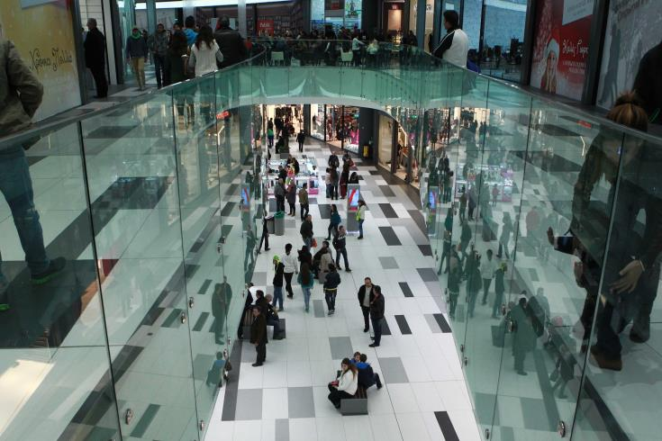 Paphos Mall evacuated after smoke detector triggers alarm