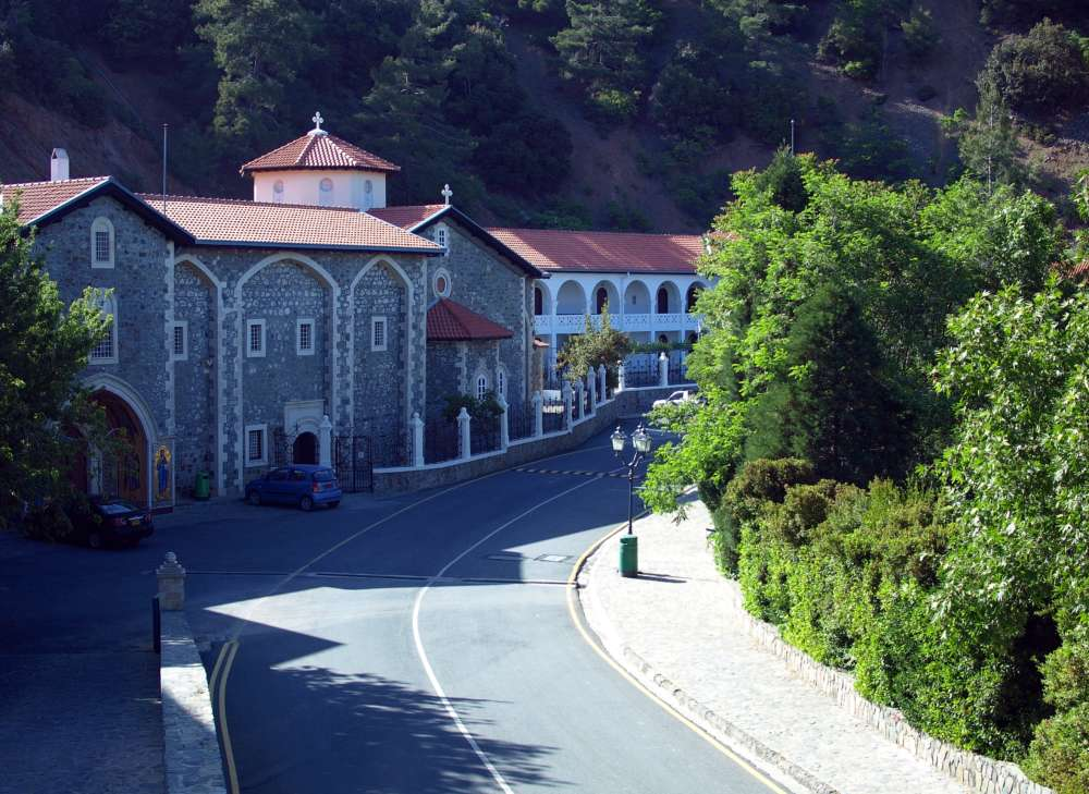 The glorious story of the Kykkos Monastery