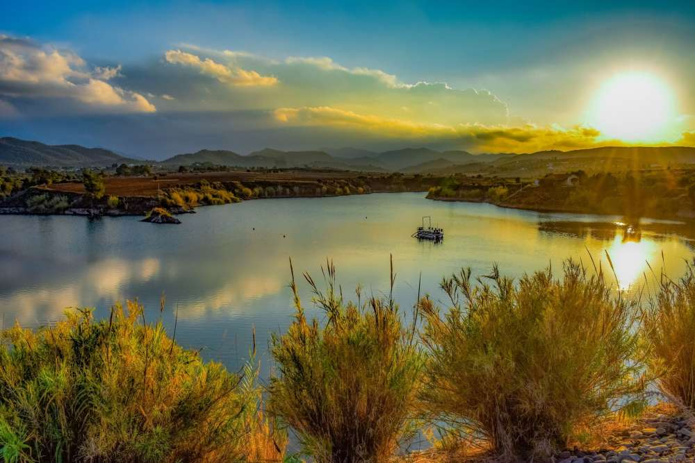 10 photos of the beautiful autumn sky in Cyprus