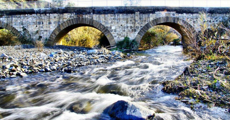 Klirou Bridge (UNESCO Monument)