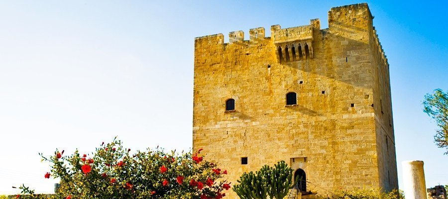The most beautiful Medieval Castles of Cyprus