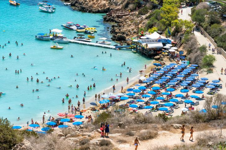 Cyprus 'fifth most desirable destination for Brits'  this summer
